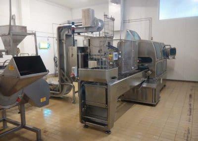 Linea di confezionamento – Industria Alimentare Tanagrina Srl (SA)