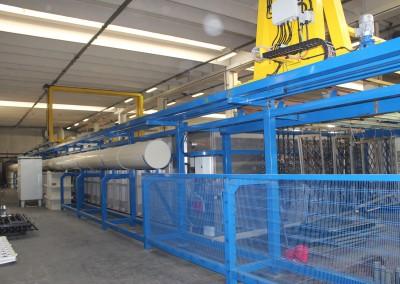 Impianto Galvanico – Trattamenti Galvanici Industriali Srl (RM)