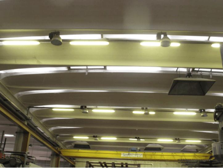 Increased Energy Efficiency – Fidaleo Srl (LT)