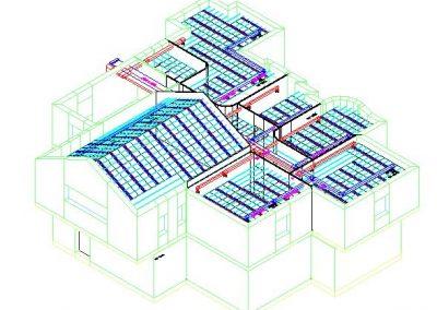 impianto riscaldamento radiante