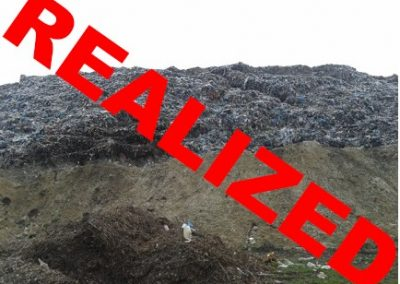 14. Biogas Power Plant on the Municipal Solid Waste Landfill (Khmelnytskyi) – 2,3 mln €