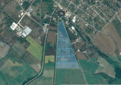 17. SES (photovoltaic) 14,5 / 18 Megawatt – Chernivtsi Region