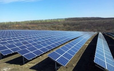 4. Operating PV power station – 3 MW – Ivano-Frankivsk region