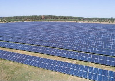 5. Operating PV power station – 4 MW –  Ivano-Frankivsk region